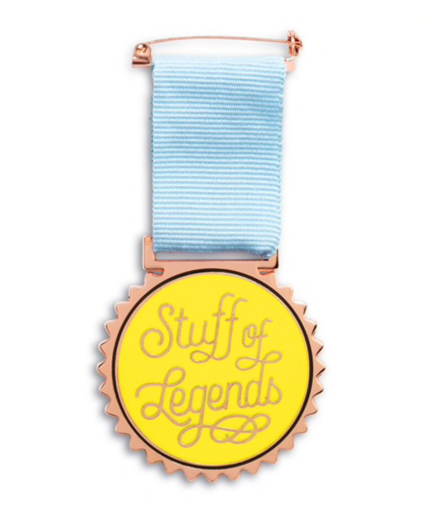 Stuff of Legends Medal