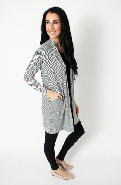 Valley Open Cardi