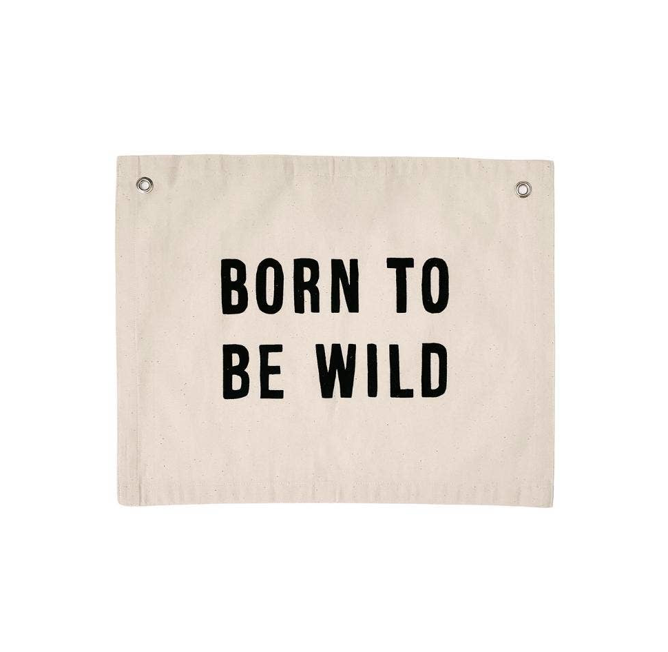Born to Be Wild Banner