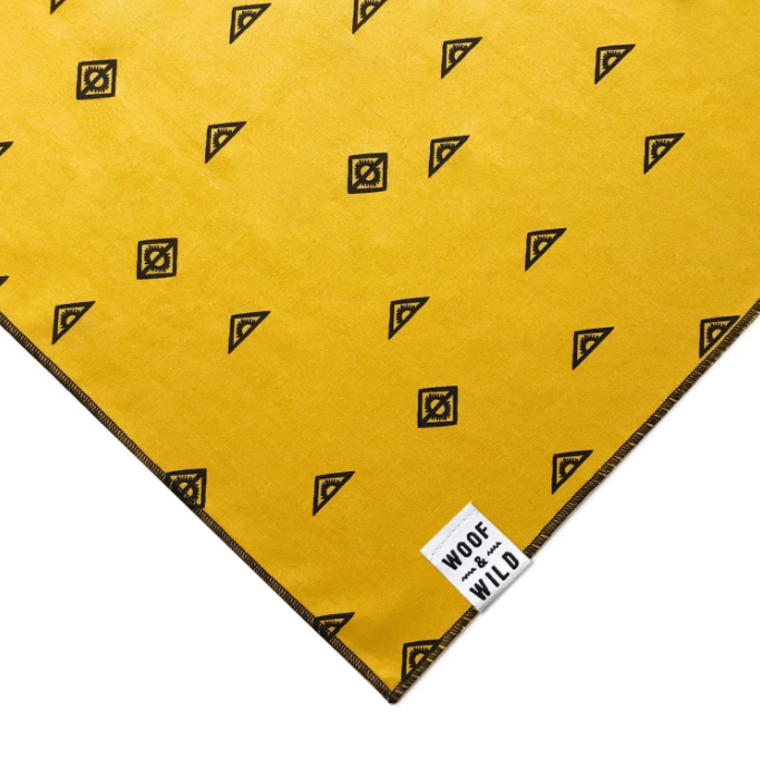 Dog Bandana -- Mesa (Large)