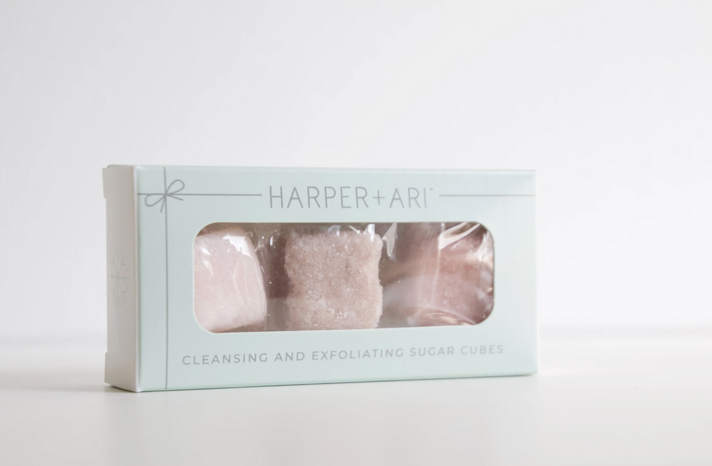 LIMITED EDITION: Holiday Gift Box Exfoliating Sugar Cubes