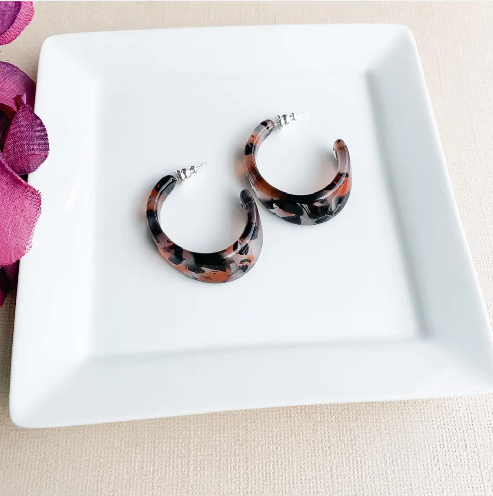 Illusion Hoops in Koi