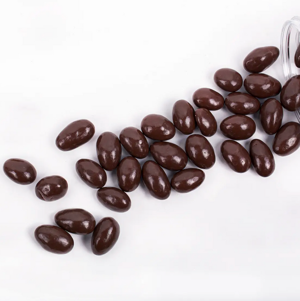 Sugarless Chocolate Almonds