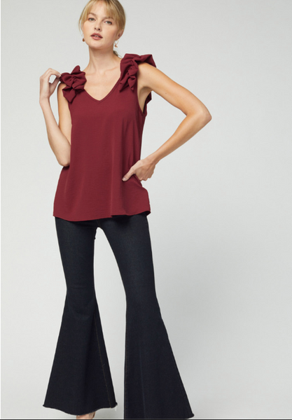 Lissette Top -- Ruby