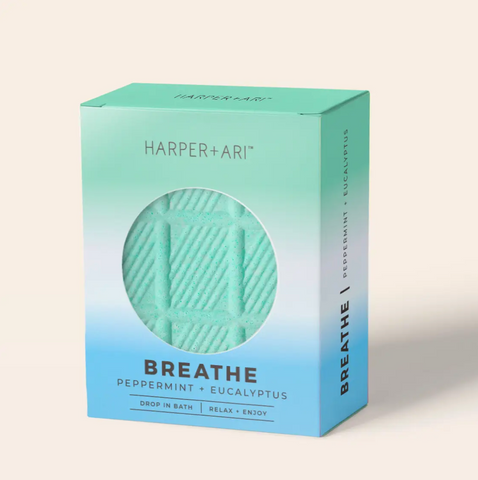 Breathe Peppermint Fun Sized Bath Bar