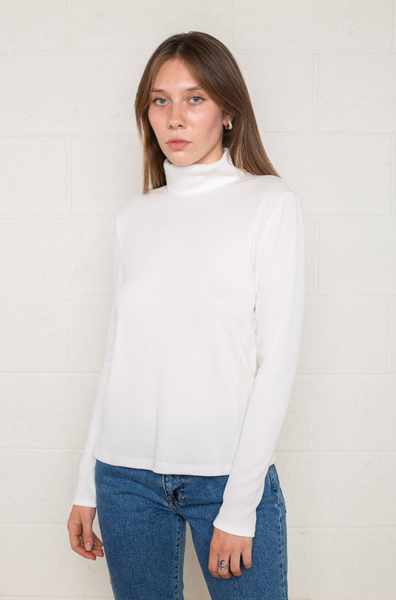 Elianah Top -- White