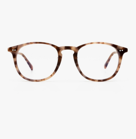 Diff Jaxson Blue Light Technology Glasses -- Plum Tortoise