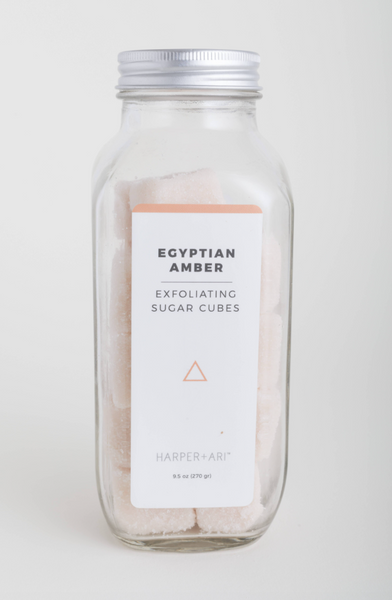 Sugar Cubes --Egyptian Amber