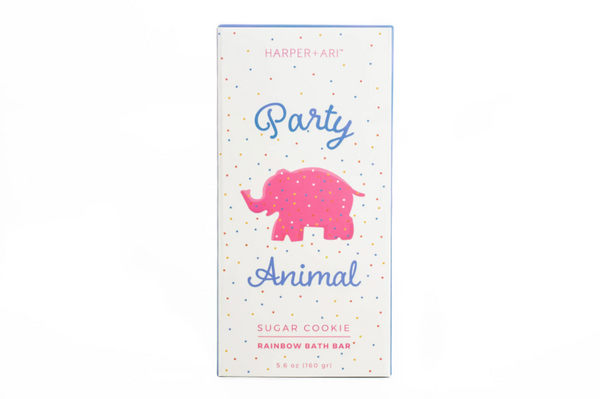 Party Animal Rainbow Bath Bar