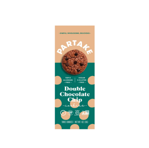 Snack Pack -- Crunchy Double Chocolate Chip