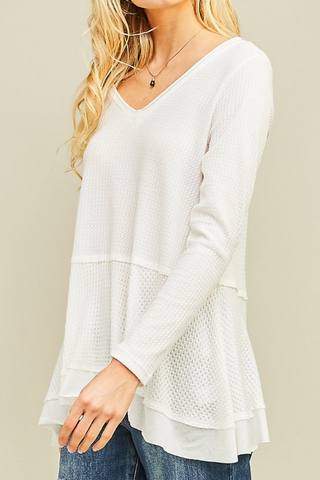 Paige Knit Top
