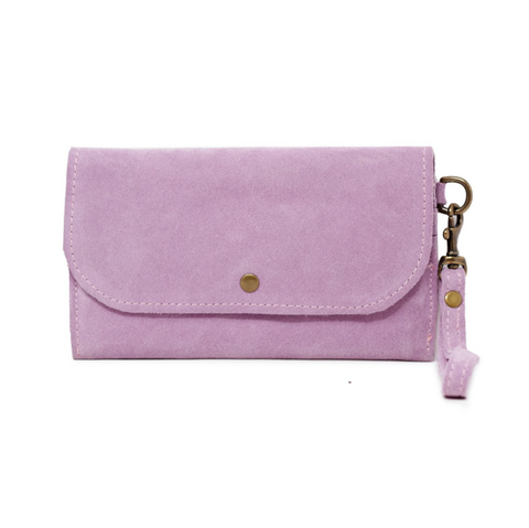 Mare Phone Wallet -- Lilac