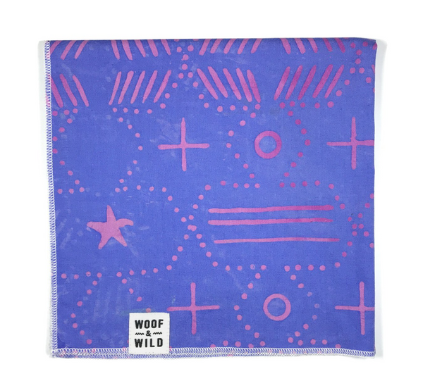Dog Bandana -- Zara