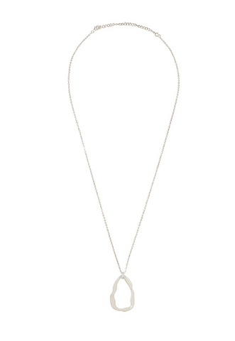Tides Necklace -- Silver