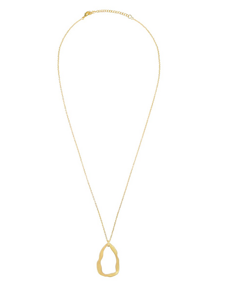 Tides Necklace -- Gold