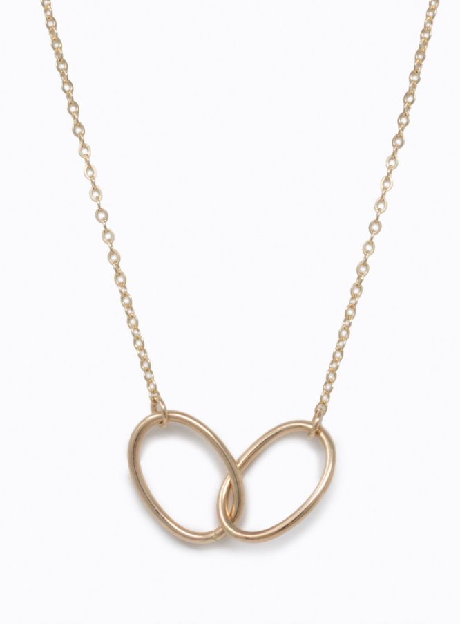 Eden Necklace -- Gold