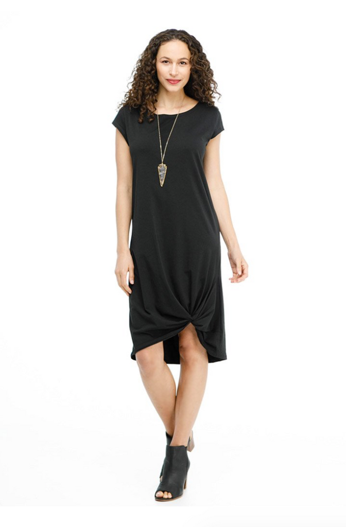 Sherri Dress -- Black