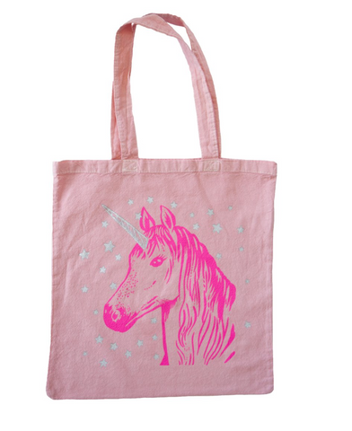 Girls' Unicorn Tote