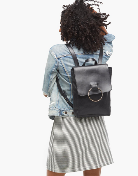 Fozi Backpack -- Black