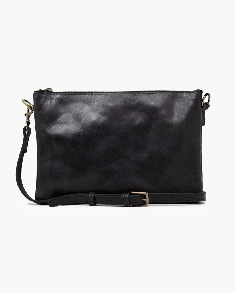 Martha Crossbody -- Black