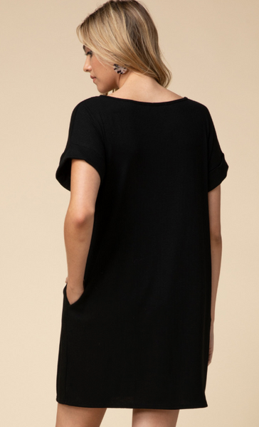 Ginger Dress -- Black