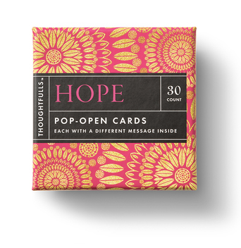 Pop Open Cards -- Hope