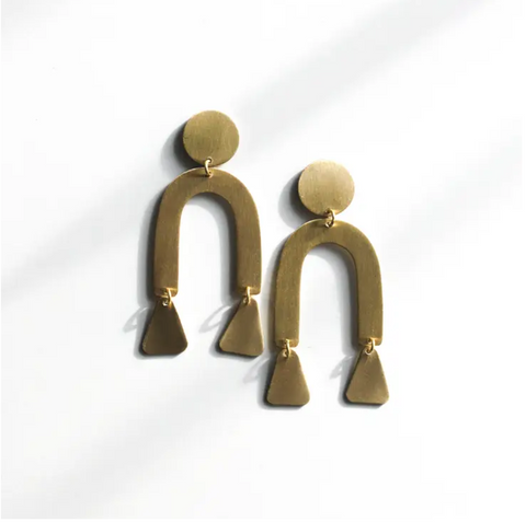 Modern Shapes Earrings