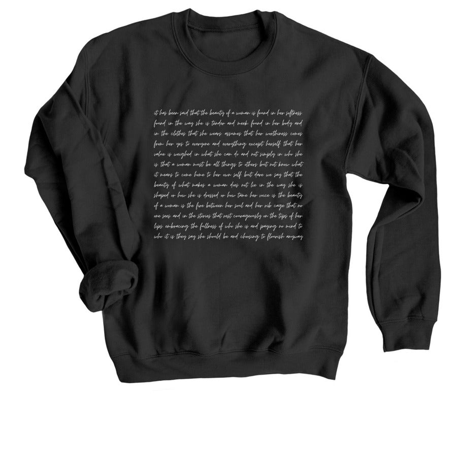Dare We Say Sweatshirt