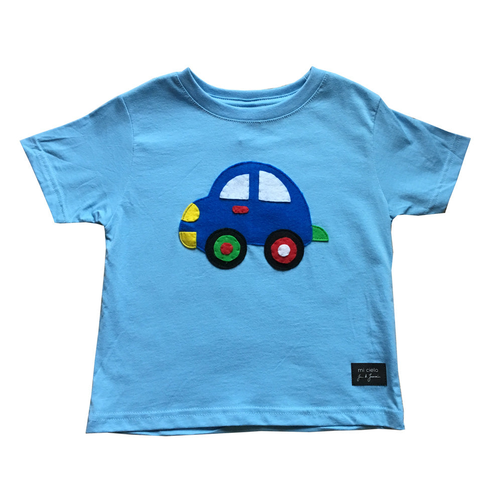 mi cielo x JUAN DE LASCURAIN - The Car – Kid's shirt