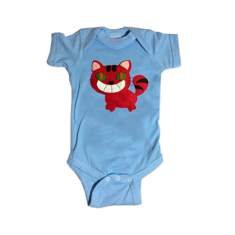 The Cheshire Cat - Alice's Adventure in Wonderland - Infant Bodysuit