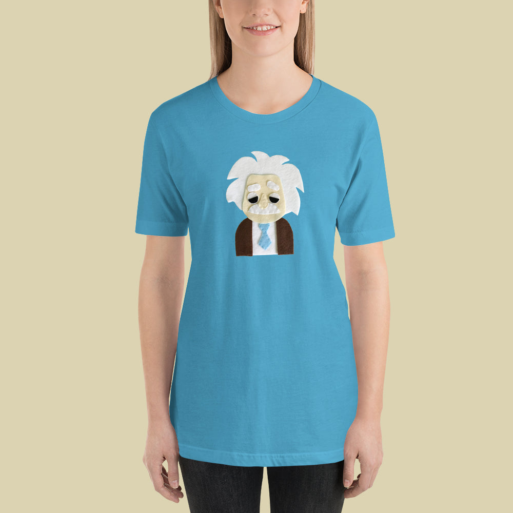 Einstein - Women's T-Shirt