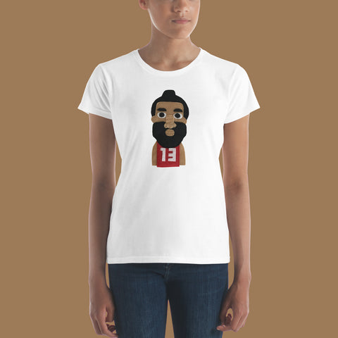 The Beard - Women's T-Shirt