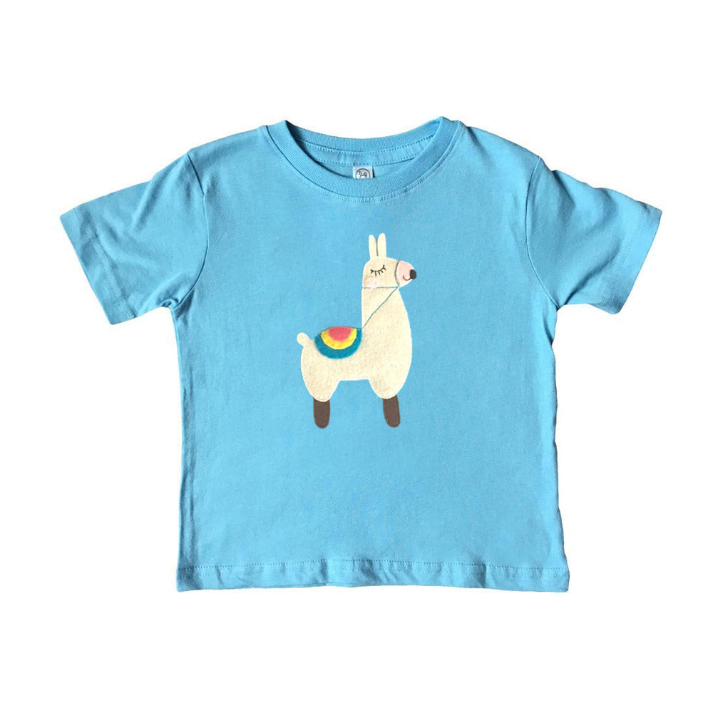Lovely Llama - Toddler shirt
