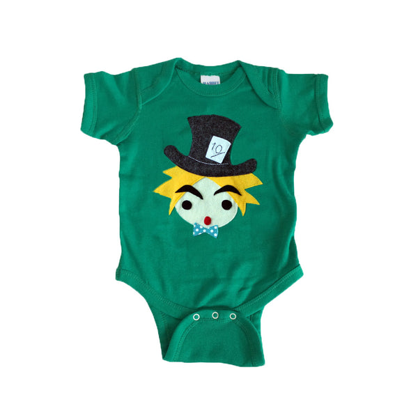 The Hatter - Alice's Adventure in Wonderland - Infant Bodysuit