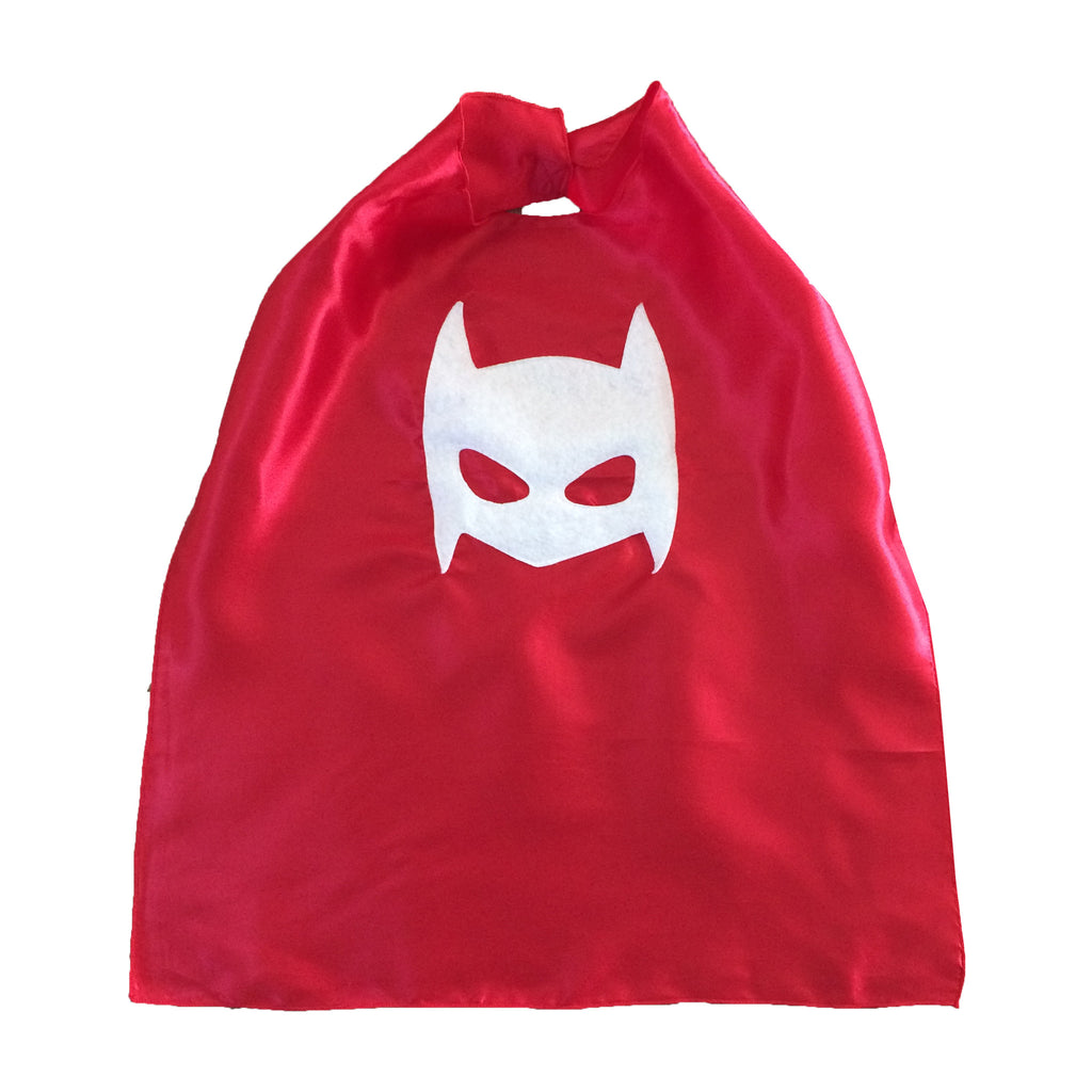 Pow - Superhero Cape - Red