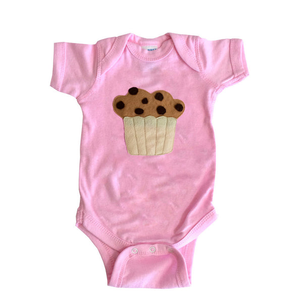 Hungry Kids - Chocolate Chip Muffin - Infant Bodysuit