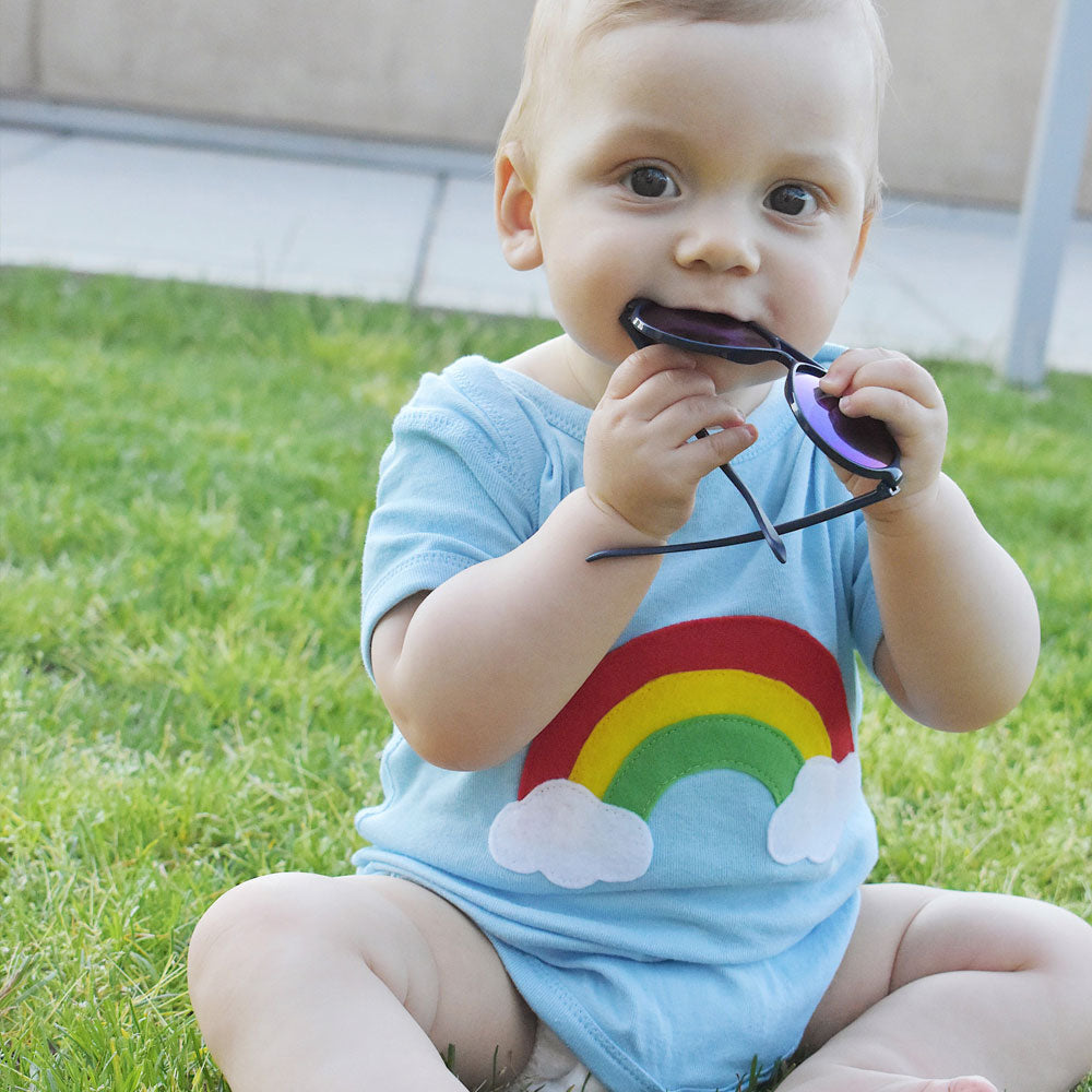 Aloha Rainbow - Infant Bodysuit