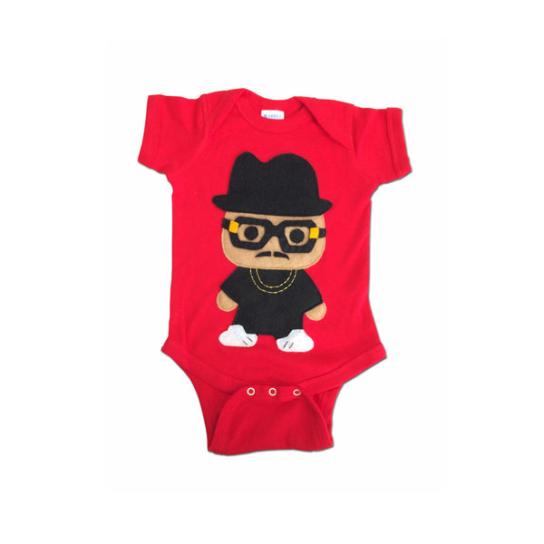 Hip Hop Onesie Rad Rapper - Tall Hat