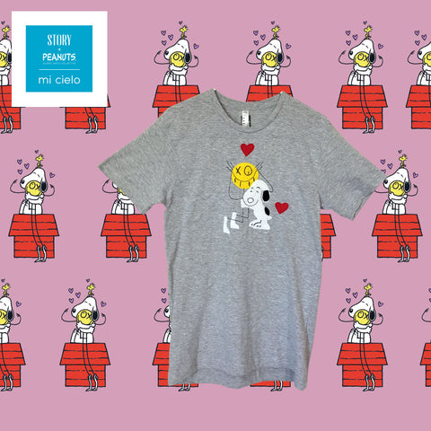 mi cielo x Snoopy - Hug - Adult Shirt