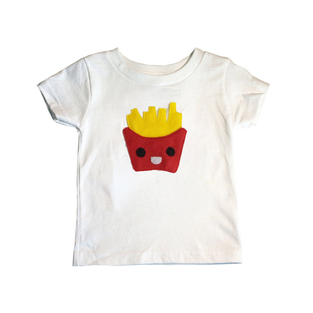 Hungry Kids - Yummy French Fries - Toddler shirt