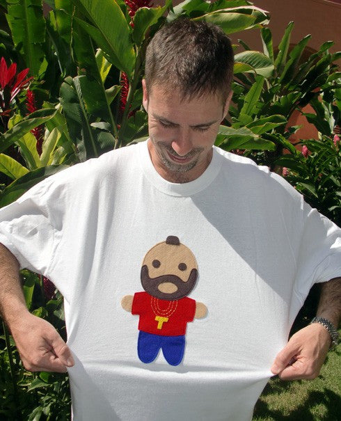 Looks Like Mr. Tee... Adult T-Shirt