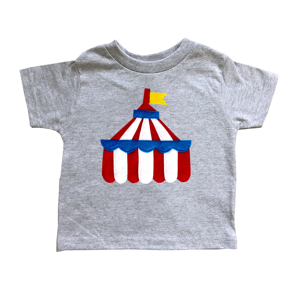 Circus Tent - Kids Tee - The Greatest Showman x mi cielo