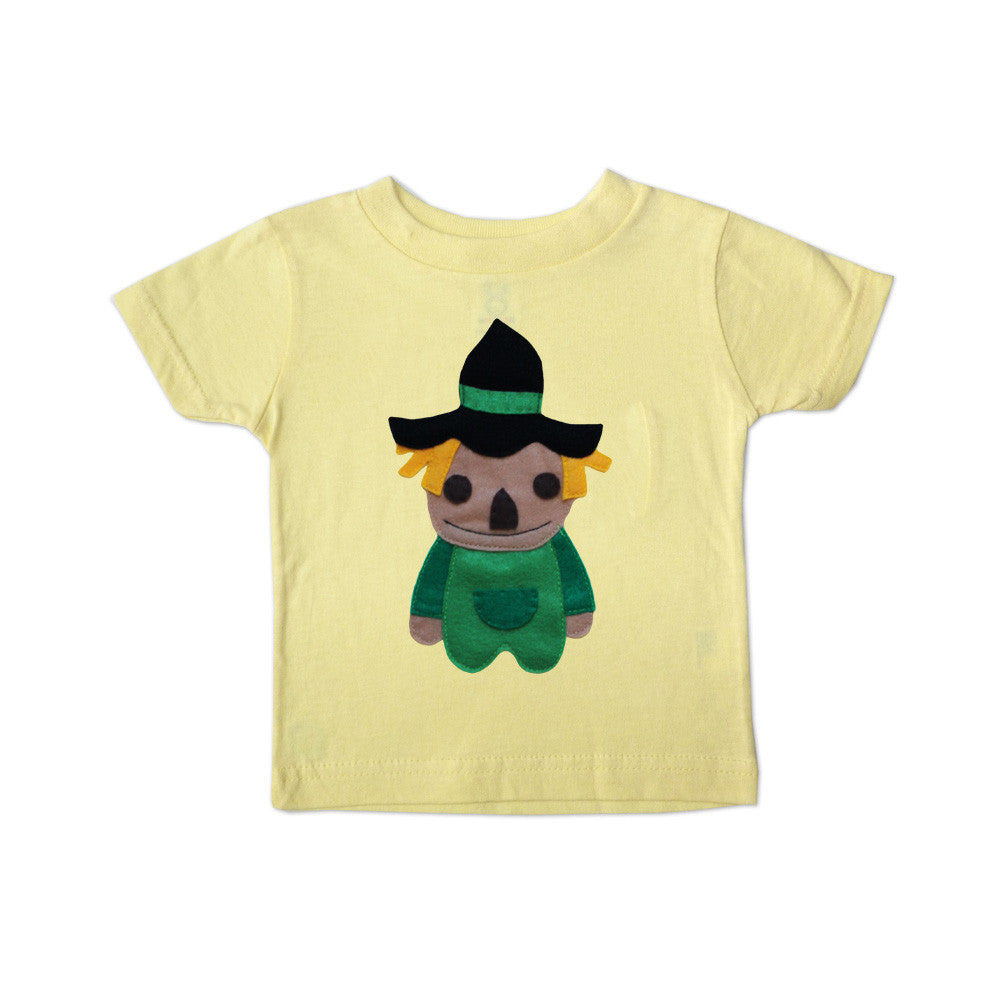 1d21eccd03288 Scarecrow- The Wonderful Wizard of Oz - Kids T-shirt