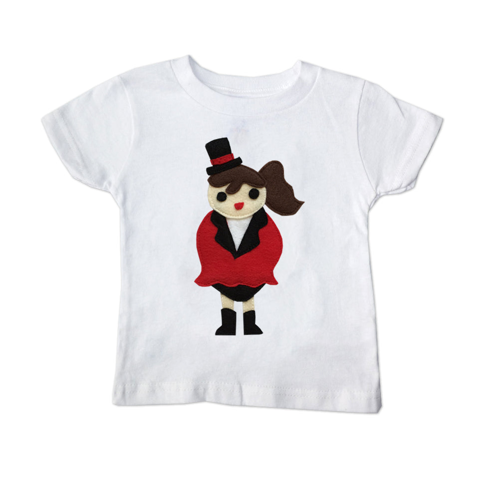 The Showgirl - Kids Tee