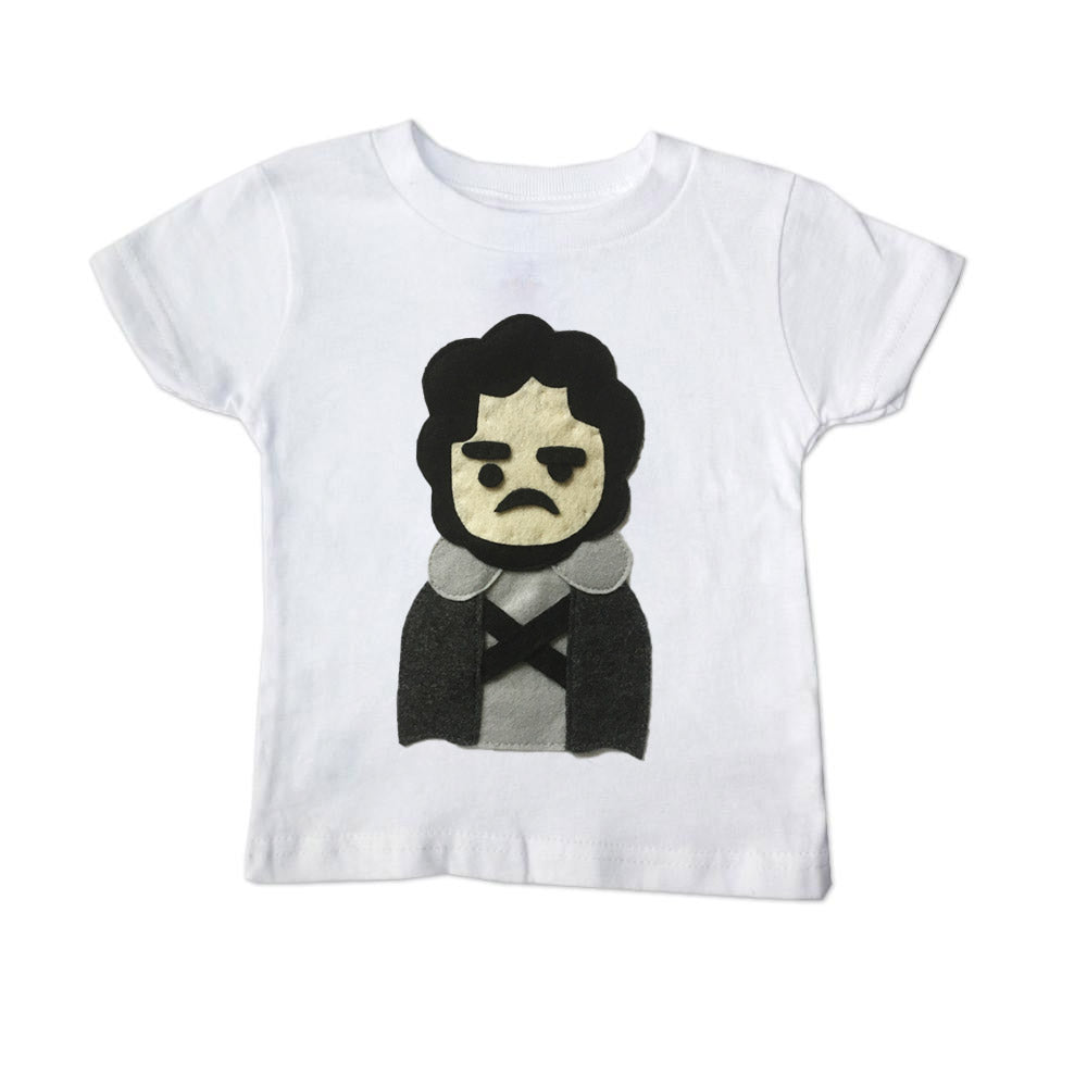Snow - Kid's T-shirt