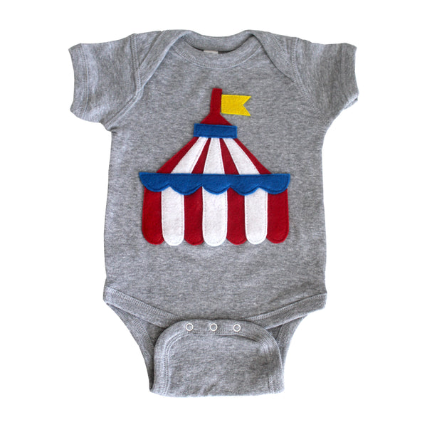 Circus Tent - Infant Bodysuit - The Greatest Showman x mi cielo