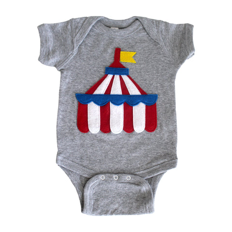 Circus Tent - Infant Bodysuit