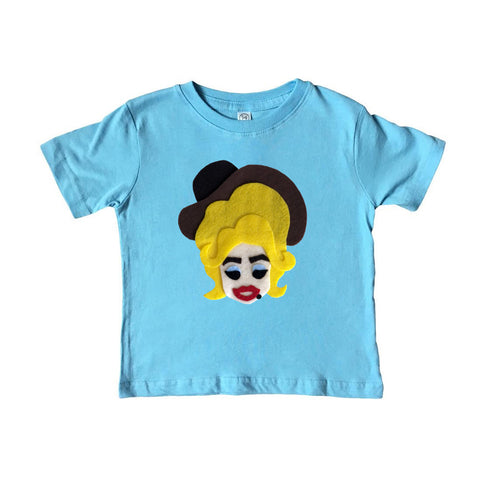 Dolly - Kids Shirt - Blue