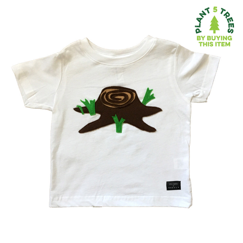 Giving Tree - Kids Shirt - mi cielo x Donald Robertson