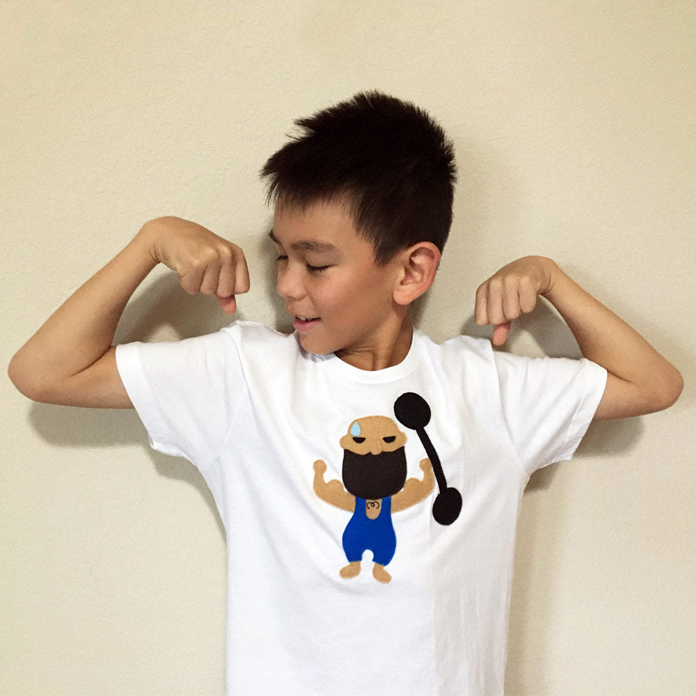 The Strongest Man - Kids Tee